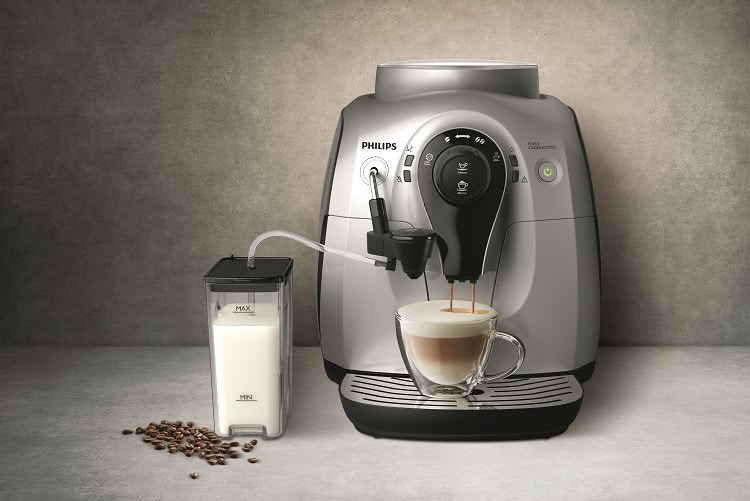 Philips Series 2100 Easy Cappuccino machine