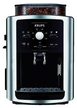 reviews at Krups EA8010 Espresseria Automatic
